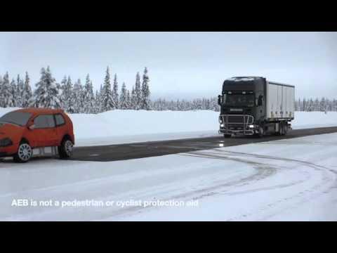 Scania Handover Series - 20 AEB