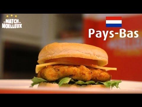 Pays-Bas : La recette du Match des Moelleux !