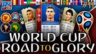 GUARANTEED ICON SBC PACKS - FIFA 18 WORLD CUP MODE - Road to Glory - #11