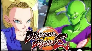Video Dragon Ball Fighter Z Trailer Android 16,17,18, Piccolo, Krillin and Story Mode download MP3, 3GP, MP4, WEBM, AVI, FLV Agustus 2017