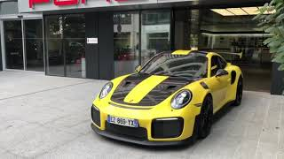 Taking Delivery of my new PORSCHE 991 GT2 RS [COLLECTION DAY]