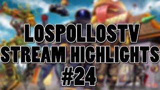 LosPollosTV Stream Highlights #24