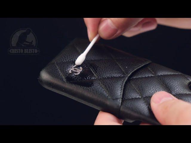 Реставрация чехла для телефона Chanel