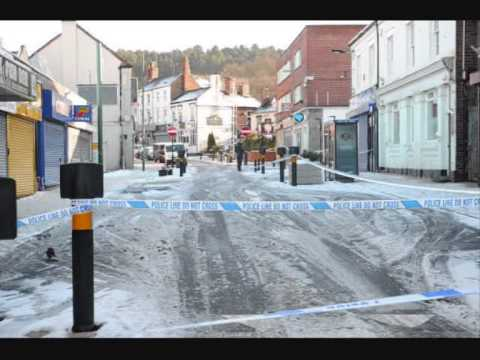 Victim floored with bat in Telford street attack