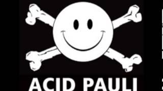 Acid Pauli - (La Voz) tan tiena ( Sonicstash remix )