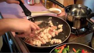 Pasta Primavera By Easy Guy Cooking