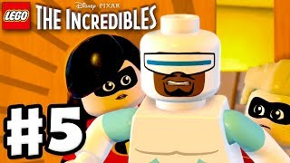 LEGO The Incredibles - Gameplay Walkthrough Part 5 - House Parr-ty!