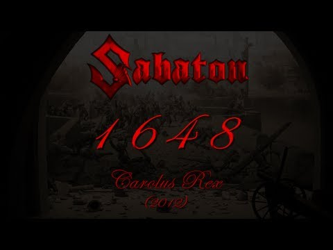 Sabaton - 1 6 4 8 EN (Lyrics English & Deutsch)