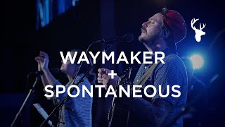 Way Maker + Spontaneous - Hunter Thompson and Kristene DiMarco | Moment