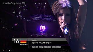 Lena - Taken by a Stranger (ESC 2011) LIVE HD