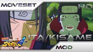 Download Video Naruto Shippuden UNS4 [MOD] : Itachi/Kizame Two-In-One Character moveset [PC][HD] MP3 3GP MP4