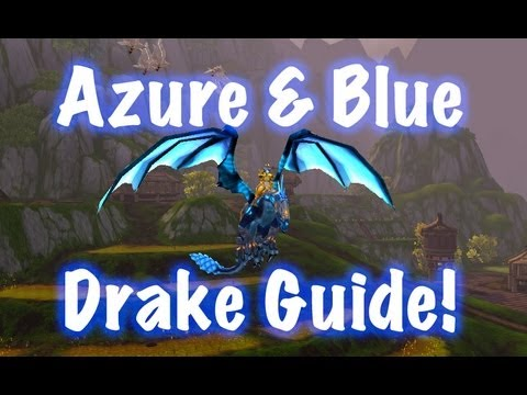 Azure Drake & Blue Drake Guide - Eye of Eternity, Malygos Kill (World of Warcraft)