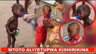 INASISIMUA: Mtoto Aliyetupwa Kishirikina Ashangaza Dunia!