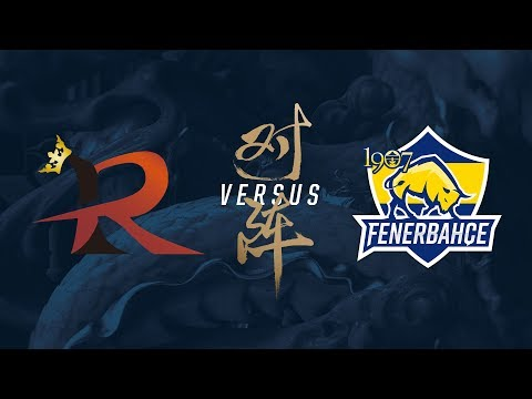 RPG vs. FB | Play-In Day 3 | 2017 World Championship | Rampage vs. 1907 Fenerbahçe Espor