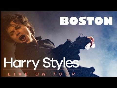 HARRY STYLES HIGHLIGHTS FROM BOSTON, MA 2018