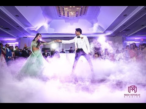 Ashif & Sneha's First Dance (The Greatest 1st Wedding Dance :) thumbnail