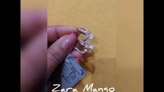 Zara Mango серебряные комплекты серьги кольцо купить в Украине(, 2017-01-19T10:59:04.000Z)