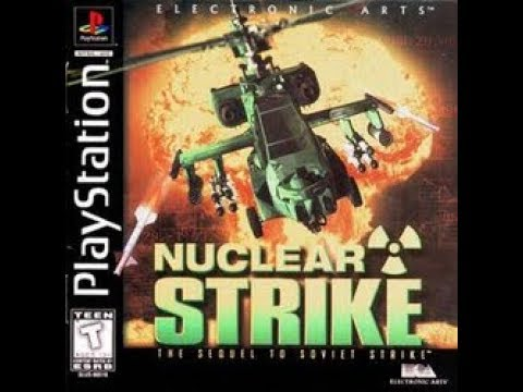 Nuclear Strike (PS1, SLUS-00518, normal difficulty, no death)