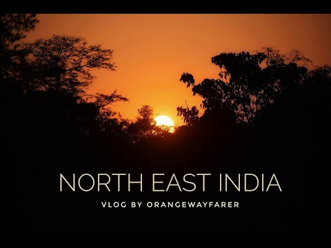 North East India: Travel Vlog || Teaser
