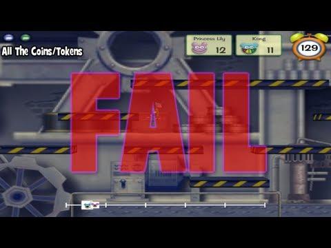 Kong Fails at