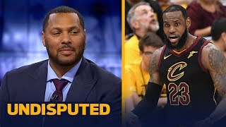 Eddie House's expectations for LeBron's Cavs in GM 6 facing elimination vs Boston | NBA | UNDISPUTED