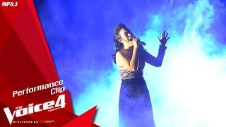 The Voice Thailand - อันฉี มนัสนันท์ - บัลลังก์เมฆ - 6 Dec 2015