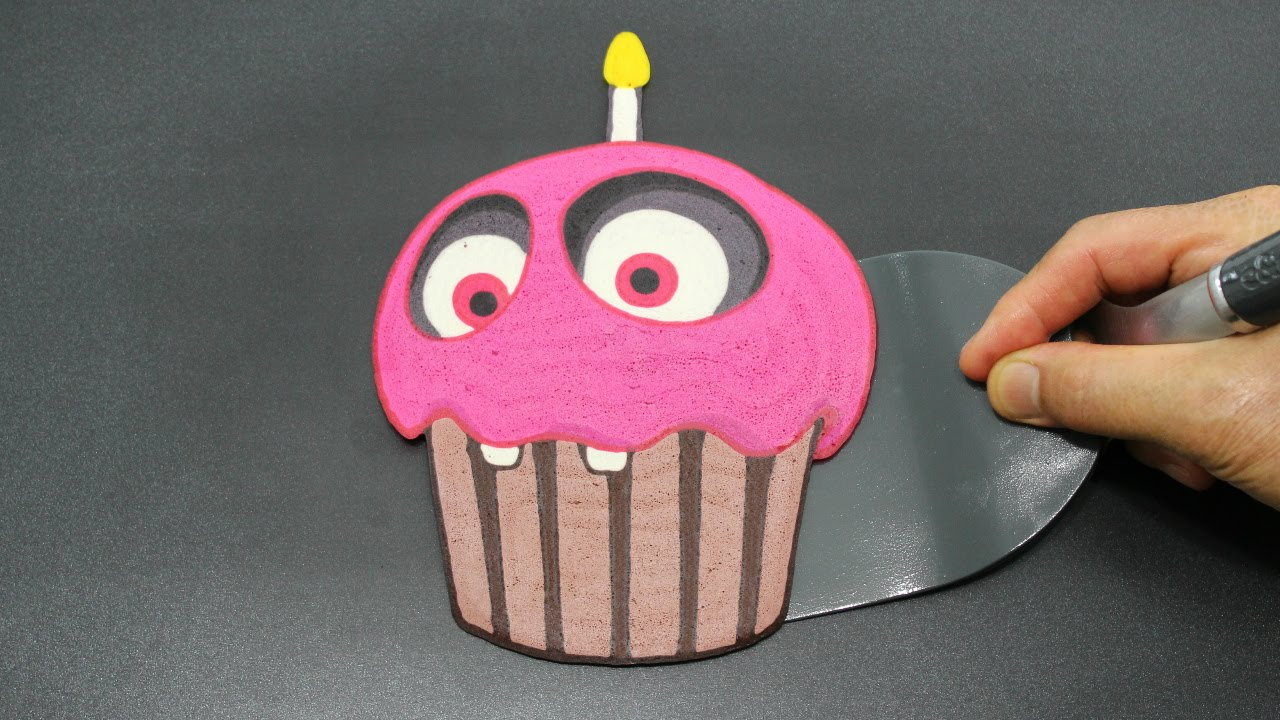 Five Nights At Freddy S Cake Mangle