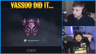Yassuo Did It..He Got Masters (Jungle Only)...LoL Daily Moments Ep 1117