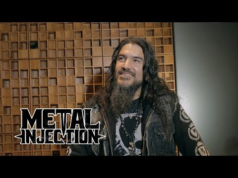 10 Questions With ROBB FLYNN of MACHINE HEAD | Metal Injection