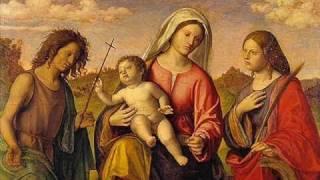 Giovanni Gabrieli - O Jesu mi dulcissime - Cima da Conegliano