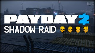 Payday 2: Shadow Raid - DEATH WISH! (Solo/Stealth)