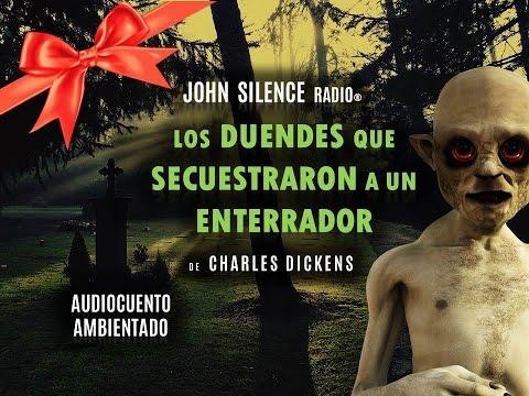 libro LOS DUENDES QUE SECUESTRARON A UN ENTERRADOR de Charles Dickens