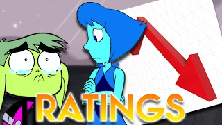 Steven Universe and Teen Titans Go Hit Ratings Low
