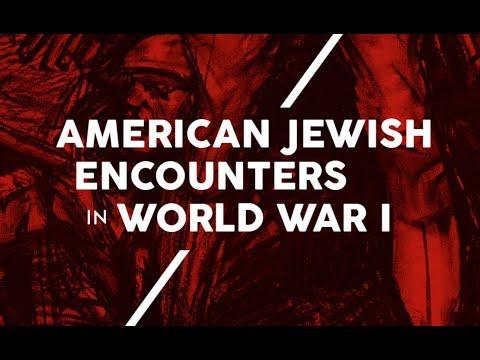 American Jewish Encounters In World War I - Hasia Diner