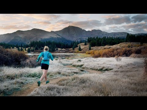 Watch: Ultra-Runner Anna Frost Transition into Motherhood