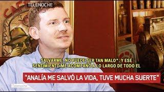 Por primera vez habló el turista sueco y recomienda Argentina como país turístico