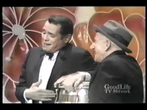 Desi Arnaz and Jimmy Durante