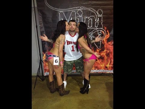 Mini Thin - Back 2 The Wall redneck country rap jail song hick hop outlaw