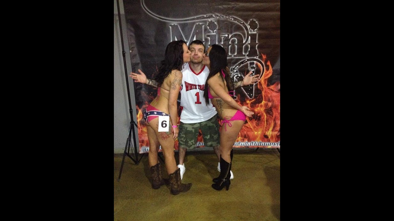 New Country Mini >> Mini Thin - Back 2 The Wall redneck country rap jail song ...