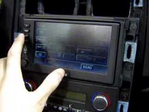 08 125 2006 C6 Corvette Radio Navigation Oem Youtube