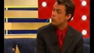 De Rode Loper 2001: Tanja Dexters en Jo De Poorter