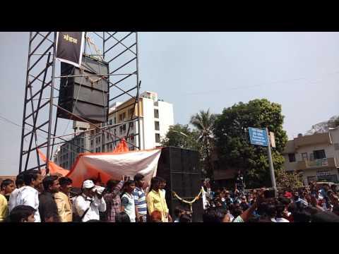 Nutan Sounds (NS) Bhim Jayanti 126 at Dandekar Pull Pune 2017