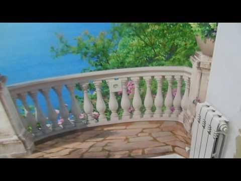 Линия производства стеновых панелей ПВХ - YouTube