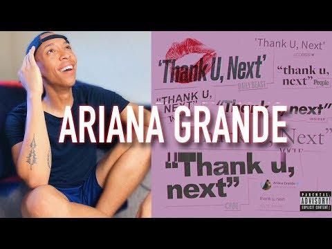 Ariana Grande - thank you next w  REACTION & REVIEW