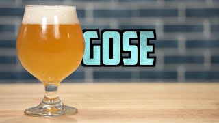 Passionfruit Gose | Kettle Sour with GoodBelly