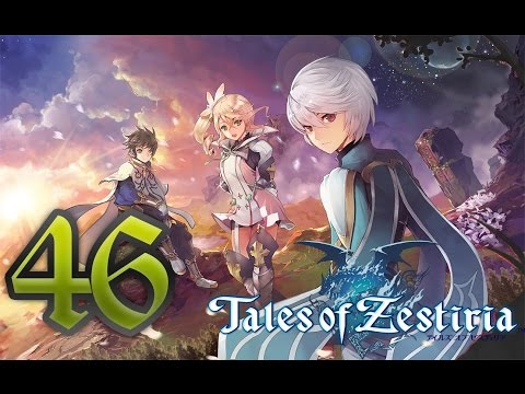 Tales of Zestiria Прохождение #46 - Игра в детектива