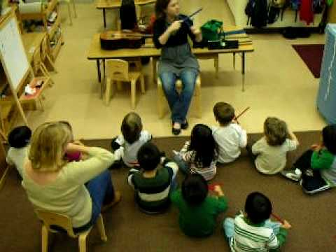 Early Childhood Music Class, Hope Institute of Music