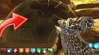 "INCREDIBLE ""MARS"" SPACE ZOMBIES MAP w/ ALIEN GUNS! - BLACK OPS 3 CUSTOM ZOMBIES GAMEPLAY! (BO3 MODS)"