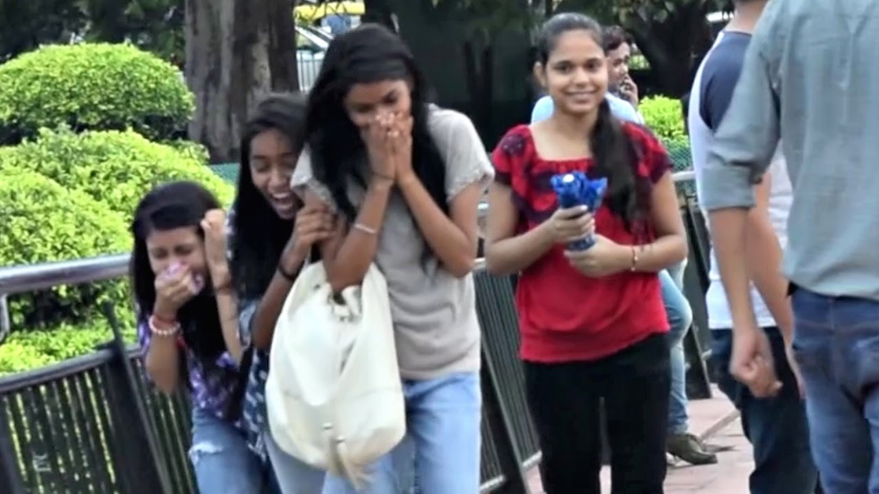 Asking Strangers For Directions Gone Wrong Avrpranktv Pranks In India Youtube
