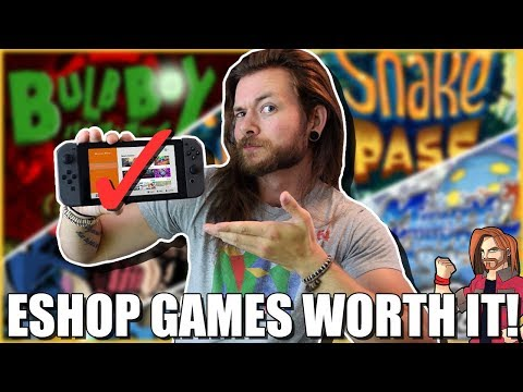 10 Nintendo Switch EShop Games Worth Buying - Episode 1